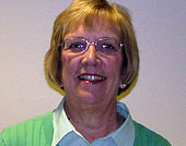Elaine Johnston, Office Manager, Bookkeeper, Bulletin Editor